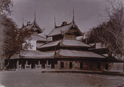 Chief Queen's apartments, [Mandalay]